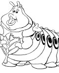 A Bug's Life Download and print coloring pages for kids