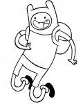 Adventure Time Download and print coloring pages for kids
