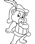 Adventures of the Gummi Bears Printable Coloring Pages