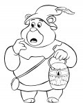 Adventures of the Gummi Bears Free Online Coloring Pages