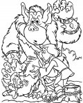Adventures of the Gummi Bears Coloring Pages for Kids