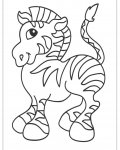 African animals Coloring Pages for boys