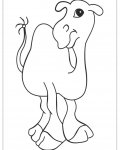 African animals Download coloring pages