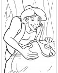 Aladdin Printable coloring pages online