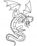 American Dragon Jake Long Coloring pages for kids free printable