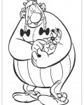 Asterix Free printable coloring pages