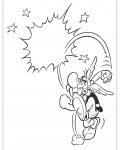 Asterix Free coloring pages for boys