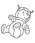 Astronauts Free coloring pages for boys
