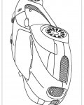 Automobiles Free Coloring Pages