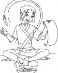 Avatar: The Legend of Aang Free printable coloring pages