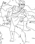 Avatar: The Legend of Aang Online Coloring Pages for girls