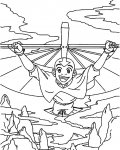 Avatar: The Legend of Aang Download coloring pages