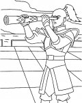Avatar: The Legend of Aang Download and print coloring pages for kids