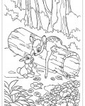 Bambi Download and print coloring pages for kids