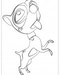 Bernard Free printable coloring pages