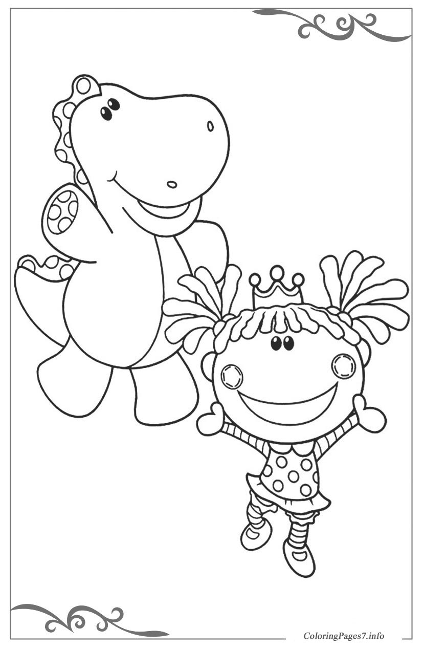 Blues Clues Download Free Coloring Pages For Kids
