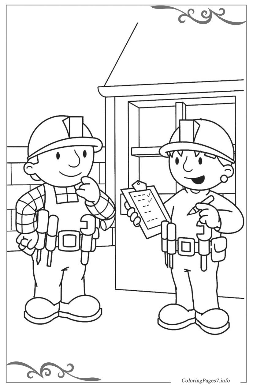 Charming Bob The Builder Coloring spiderman 3 pics coloring pages ...