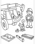 Bob the Builder Download coloring pages