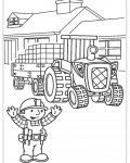 Bob the Builder Download and print coloring pages for kids