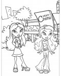 Bratz Free coloring pages for boys