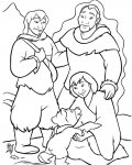 Brother Bear Coloring Page for your Little Ones