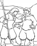 Brother Bear Download coloring pages