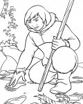 Brother Bear Download and print coloring pages for kids