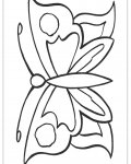 Butterflies Coloring Pages for boys