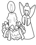 Christmas Download and print coloring pages for kids