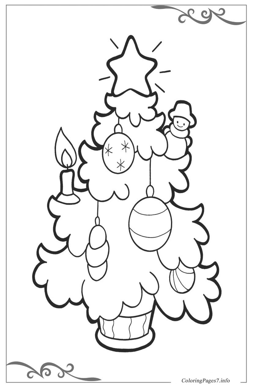 Christmas Online Coloring Pages   1270x827