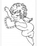 Cupids Free Online Coloring Pages
