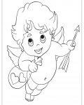 Cupids Download and print coloring pages for kids