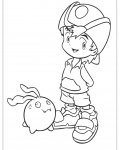 Digimon Download and print coloring pages for kids