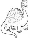 Dinosaurs Download and print coloring pages for kids