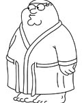 Family Guy Download coloring pages