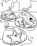 Finding Nemo Free coloring pages for boys