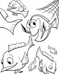 Finding Nemo Download coloring pages