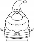 Gnomes Online Coloring Pages for girls