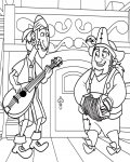 Jake and the Never Land Pirates Download coloring pages
