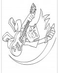 Johnny Test Free printable coloring pages