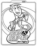Kim Possible Download coloring pages
