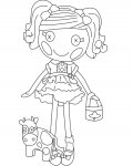 Lalaloopsy Free Online Coloring Pages