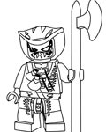 Lego Ninjago Printable coloring pages online