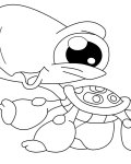 Littlest Pet Shop Coloring Page for your Little Ones