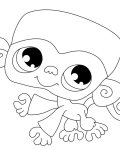 Littlest Pet Shop Free printable coloring pages