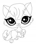 Littlest Pet Shop Free coloring pages for boys