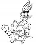 Looney Tunes Coloring Page for your Little Ones