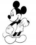 Mickey Mouse Free Online Coloring Pages