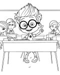 Mr. Peabody & Sherman Download coloring pages