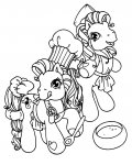 My Little Pony Free printable coloring pages